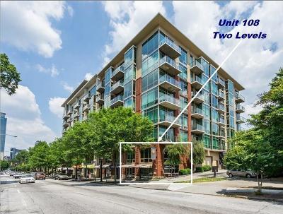 Condo/Townhouse For Sale: 905 Juniper Street NE #108