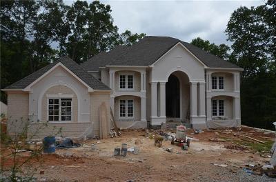 Alpharetta Single Family Home For Sale: 9660 Almaviva Drive