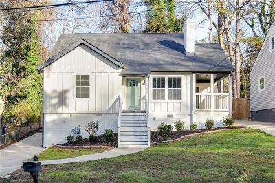 Atlanta Single Family Home For Sale: 1769 S Olympian Way SW