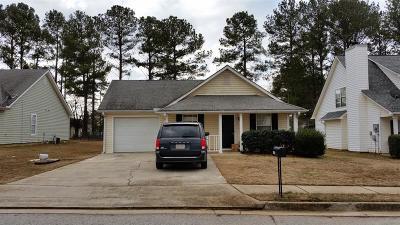 Hampton Single Family Home For Sale: 1353 N Hampton Drive