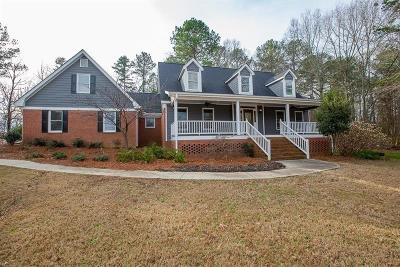 Conyers Condo/Townhouse For Sale: 2808 Chimney View Drive SW