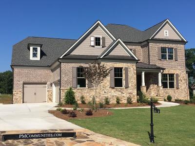 Forsyth County Single Family Home For Sale: 875 Wescott Avenue
