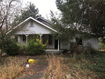 Acworth Single Family Home Contingent-Due Diligence: 3 Carruth Circle