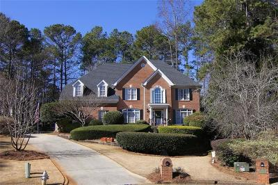 Johns Creek Single Family Home For Sale: 150 Bellhaven Court
