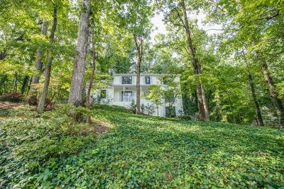 Sandy Springs Single Family Home For Sale: 935 Lost Forest Drive