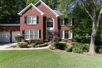 Roswell  Single Family Home For Sale: 2070 Federal Road