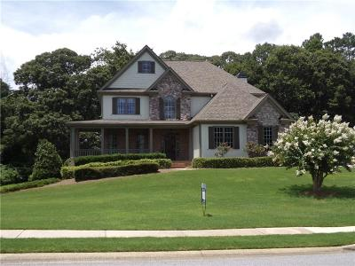 Braselton Single Family Home For Sale: 63 Hunting Hills Drive