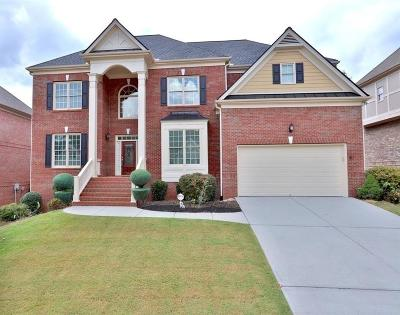 Alpharetta Single Family Home For Sale: 9811 Talisman Drive