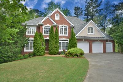 Marietta Single Family Home For Sale: 4783 Waterhaven Bend