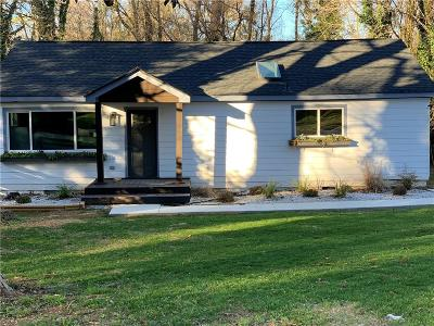 Decatur Single Family Home For Sale: 2928 Dale Place
