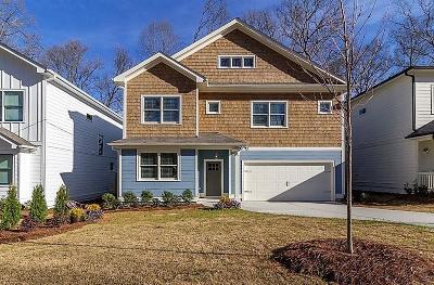 Tucker Single Family Home For Sale: 4076 Comanche Drive
