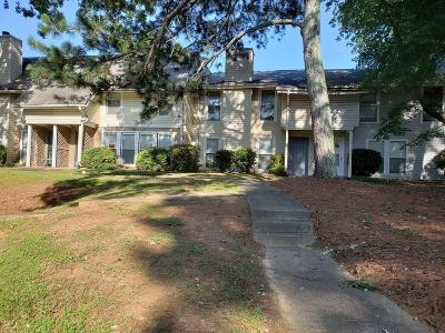 Tucker Condo/Townhouse For Sale: 4340 Idlewood Lane
