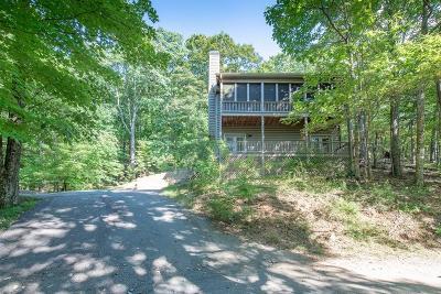 Big Canoe Single Family Home For Sale: 930 Columbine Drive