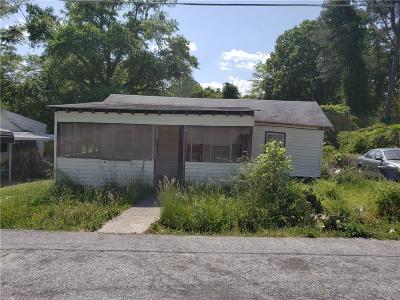 Austell Single Family Home For Sale: 6052 Pine Street