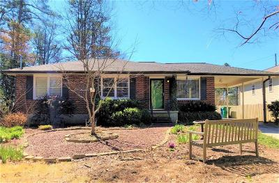 Decatur Single Family Home For Sale: 1083 Willivee Drive