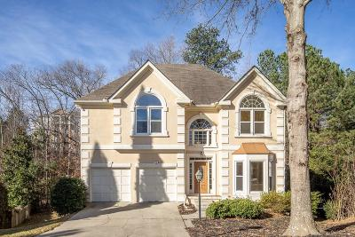 Dunwoody Single Family Home Contingent-Due Diligence: 4540 Devonshire Road
