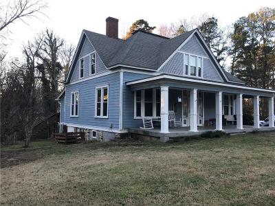Villa Rica Single Family Home For Sale: 514 North Avenue