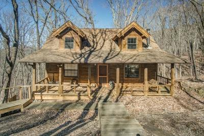Jasper Single Family Home For Sale: 63 Shadowick Mountain Road