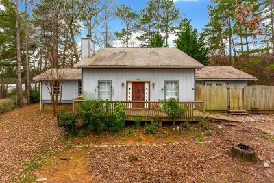 Stockbridge Single Family Home For Sale: 170 Charlotte Boulevard