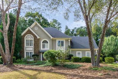 Marietta Single Family Home For Sale: 1198 Larson Lane SW