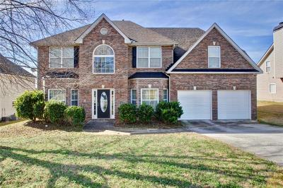 Loganville Single Family Home For Sale: 807 Kaitlyn Drive