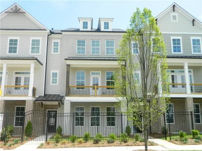Roswell Condo/Townhouse For Sale: 1050 River Ridge Boulevard