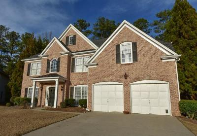 Alpharetta Single Family Home For Sale: 5015 Tidewater Way