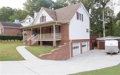 Stone Mountain Single Family Home For Sale: 553 Freemans Walk