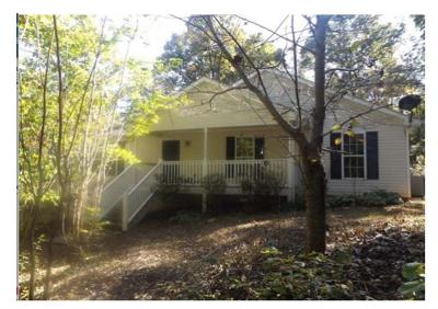 Dawsonville Single Family Home For Sale: 211 Shadow Hills Lane