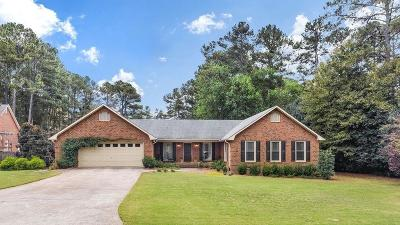 Cartersville Single Family Home For Sale: 106 Woodland Drive