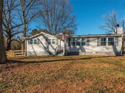 Woodstock Single Family Home For Sale: 4031 N Arnold Mill Road