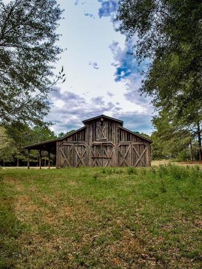 Walton County Single Family Home For Sale: 3440 Carl Moon Road NW