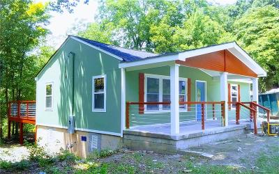 Single Family Home For Sale: 250 Anderson Avenue NW
