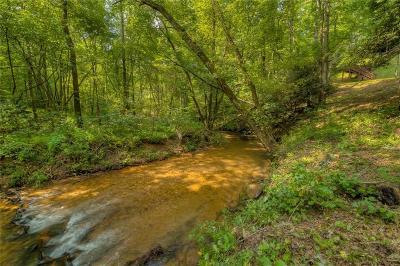 Ellijay Single Family Home For Sale: 691 Walker Ridge