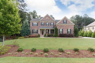 Marietta Single Family Home For Sale: 3440 Davis Road