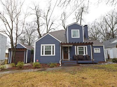 College Park Single Family Home For Sale: 1680 Hardin Avenue