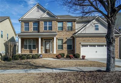 Buford Single Family Home For Sale: 1448 Sparkling Cove Drive