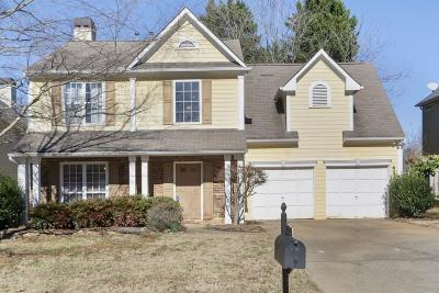 Kennesaw Single Family Home Contingent-Due Diligence: 2996 Bancroft Glen NW