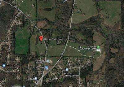 Paulding County Residential Lots & Land For Sale: 5333 Pine Valley Road