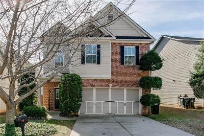 Buford Single Family Home For Sale: 5361 Apple Grove Road NE