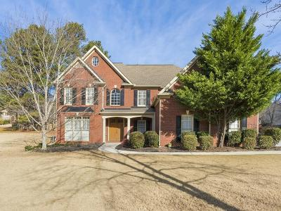 Powder Springs Single Family Home For Sale: 4862 Manatee Court