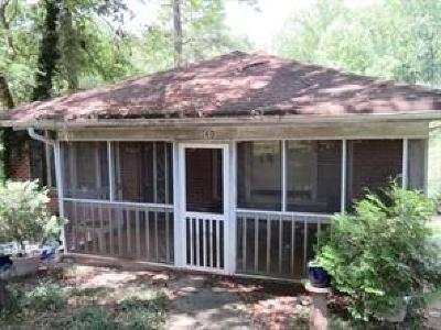 Single Family Home For Sale: 140 Holly Road NW