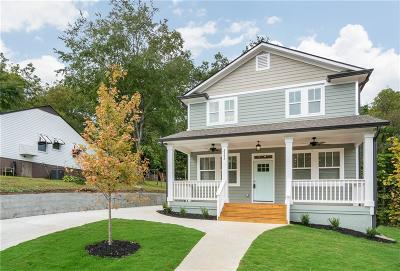Gainesville Single Family Home For Sale: 3343 La Vista Drive