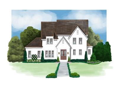 Smyrna Single Family Home For Sale: 1424 Katherine Rose Lane