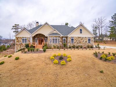 Roswell Single Family Home For Sale: 920 Upper Hembree Road