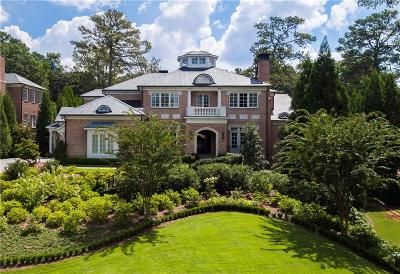 Buckhead Single Family Home For Sale: 3225 W Paces Park Court NW
