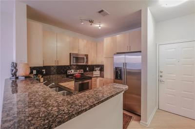 Old Fourth Ward Condo/Townhouse For Sale: 435 Highland Avenue NE #1124