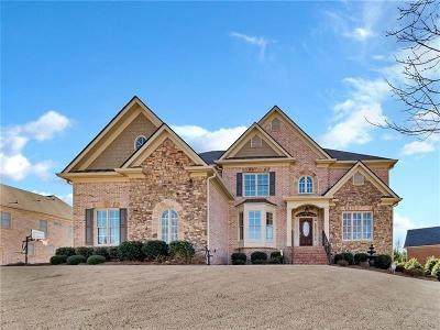 Buford Single Family Home Contingent-Due Diligence: 3236 Sable Ridge Drive