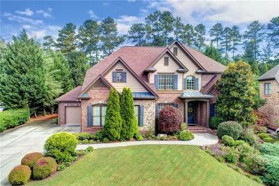 Buford Single Family Home For Sale: 2788 Hidden Falls Drive