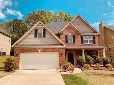 Snellville Single Family Home For Sale: 4240 Henry Road